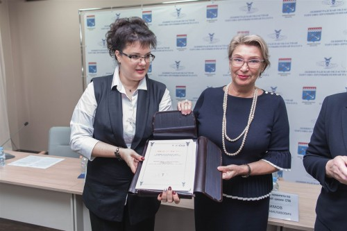 SUAI's Rector Receives Certification for 70 Educational Programs Professional Open Accreditation