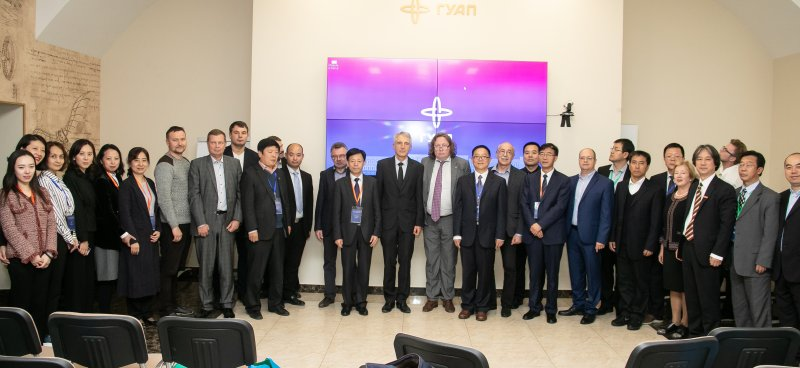 Delegation from Shanxi (PRC) Meets SUAI's Institutes and Faculties