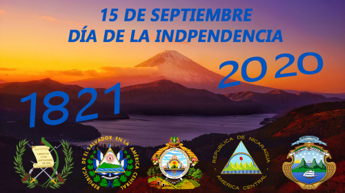 Central America Independence Days